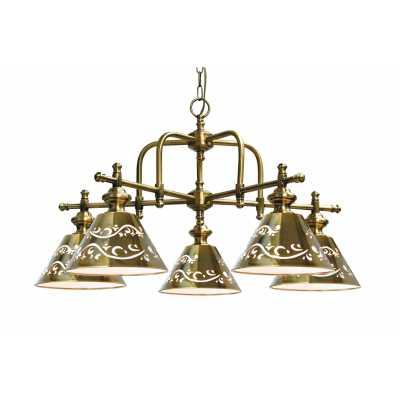 Люстра Подвесная Arte-Lamp KENSINGTON A1511LM-5PB