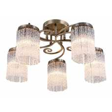 Люстра Потолочная Arte-Lamp SPRUZZO A1576PL-5AB