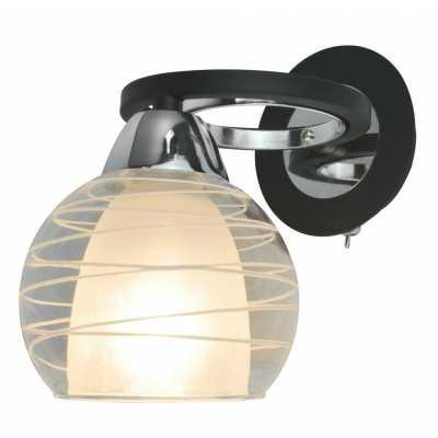 Бра Arte-Lamp GINEVRA A1604AP-1BK