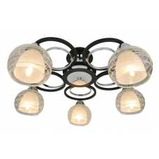 Люстра Потолочная Arte-Lamp GINEVRA A1604PL-5BK