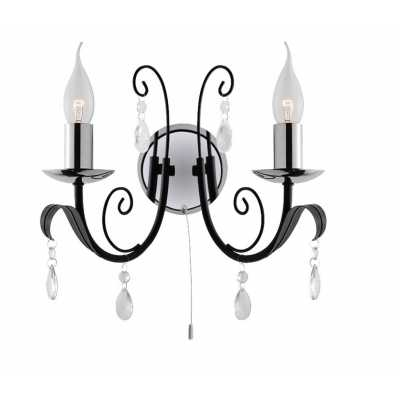 Бра Arte-Lamp ROMANA A1742AP-2BK