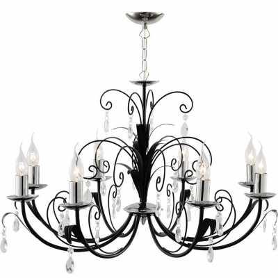 Люстра Подвесная Arte-Lamp ROMANA A1742LM-8BK