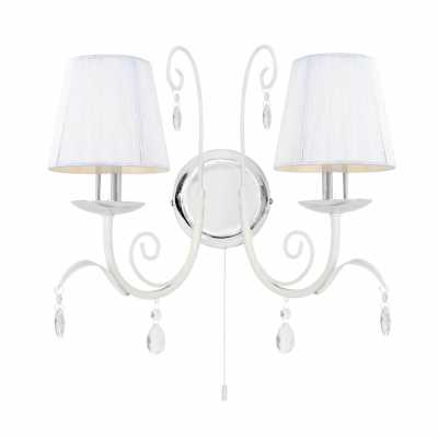 Бра Arte-Lamp ROMANA SNOW A1743AP-2WH