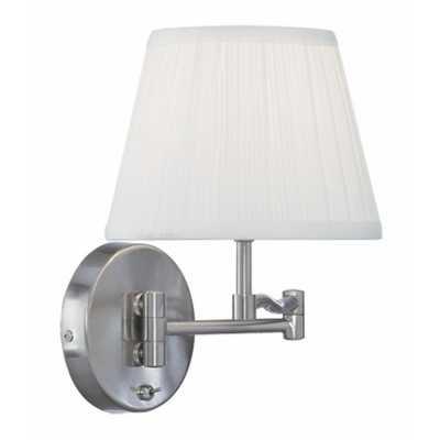 Бра Arte-Lamp CALIFORNIA A2872AP-1SS