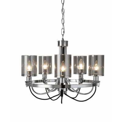 Люстра Подвесная Arte-Lamp OMBRA A2995LM-5CC