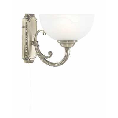 Бра Arte-Lamp WINDSOR WHITE A3777AP-1AB