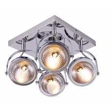 Спот Arte-Lamp ALIENO A4506PL-4CC