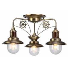 Люстра Потолочная Arte-Lamp SAILOR A4524PL-3AB