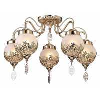 Люстра Потолочная Arte-Lamp MOROCCANA A4552PL-5GO