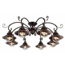 Люстра Потолочная Arte-Lamp GRAZIOSO A4577PL-8CK