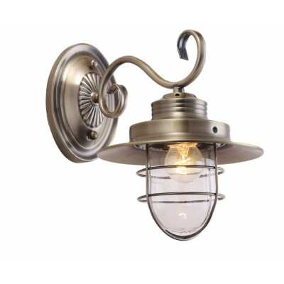 Бра Arte-Lamp LANTERNA A4579AP-1AB