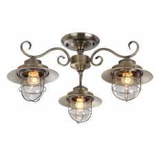 Люстра Потолочная Arte-Lamp LANTERNA A4579PL-3AB