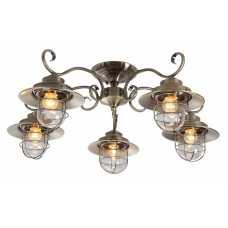 Люстра Потолочная Arte-Lamp LANTERNA A4579PL-5AB