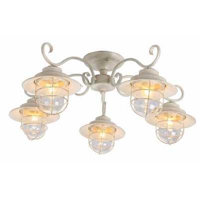 Люстра Потолочная Arte-Lamp LANTERNA A4579PL-5WG