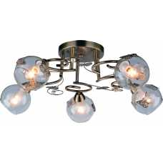 Люстра Потолочная Arte-Lamp ALESSANDRA A5004PL-5AB