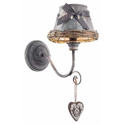 Бра Arte-Lamp FATTORIA A5290AP-1RI