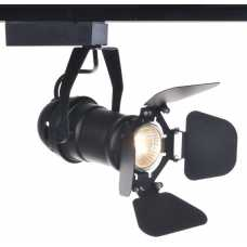 Спот Arte-Lamp TRACK LIGHTS A5319PL-1BK