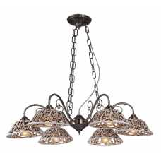 Люстра Подвесная Arte-Lamp CARVED A5387LM-6AB