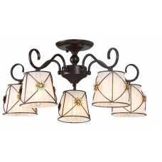 Люстра Потолочная Arte-Lamp FORTUNA A5495PL-5BR