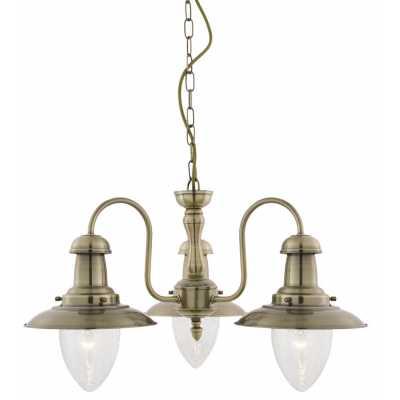 Люстра Подвесная Arte-Lamp FISHERMAN A5518LM-3AB