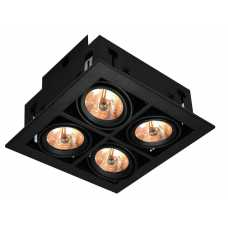 Светильник Arte-Lamp CARDANI A5930PL-4BK