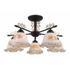 Люстра Потолочная Arte-Lamp AROMA A6582PL-5BR