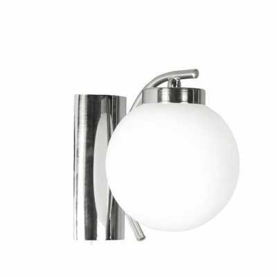 Бра Arte-Lamp CLOUD A8170AP-1SS