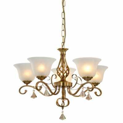 Люстра Подвесная Arte-Lamp CONO A8391LM-5PB