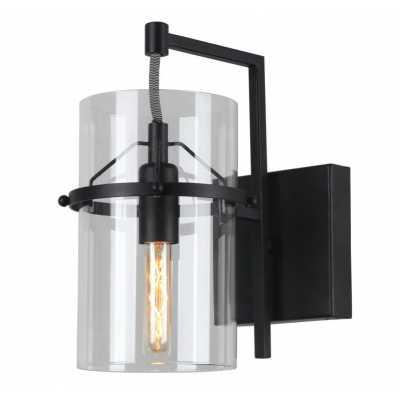 Бра Arte-Lamp PIATTO A8586AP-1BK