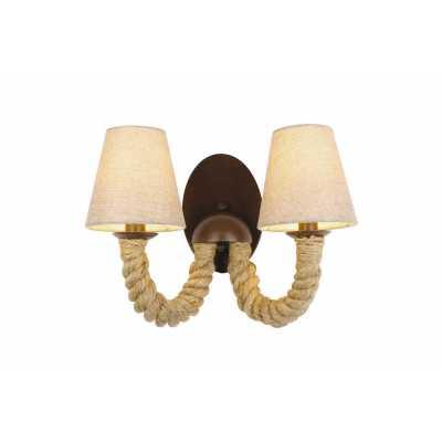 Бра Arte-Lamp CORDA A8958AP-2BR
