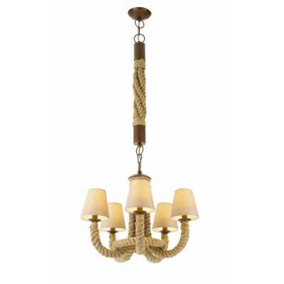 Люстра Подвесная Arte-Lamp CORDA A8958LM-5BR