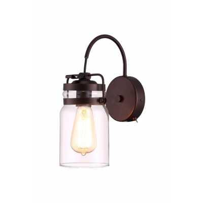 Бра Arte-Lamp BENE A9179AP-1CK
