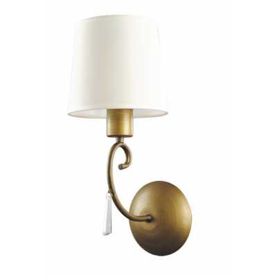 Бра Arte-Lamp CAROLINA A9239AP-1BR