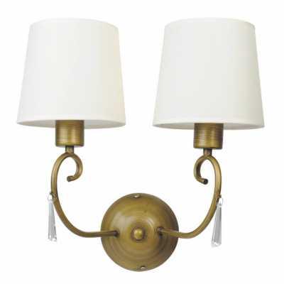 Бра Arte-Lamp CAROLINA A9239AP-2BR