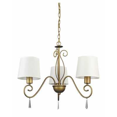 Люстра Подвесная Arte-Lamp CAROLINA A9239LM-3BR