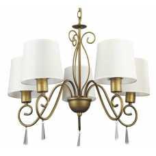 Люстра Подвесная Arte-Lamp CAROLINA A9239LM-5BR