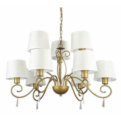 Люстра Подвесная Arte-Lamp CAROLINA A9239LM-6-3BR
