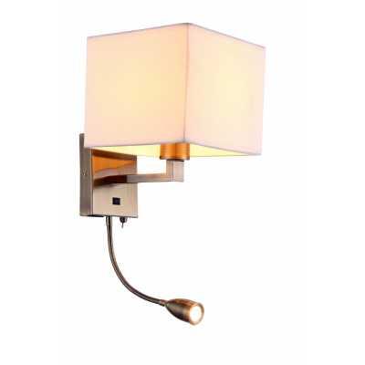 Бра Arte-Lamp HALL A9249AP-2AB