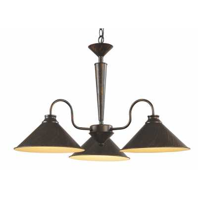 Люстра Подвесная Arte-Lamp CONE A9330LM-3BR