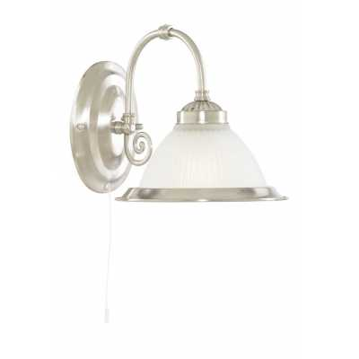 Бра Arte-Lamp AMERICAN DINER A9366AP-1SS