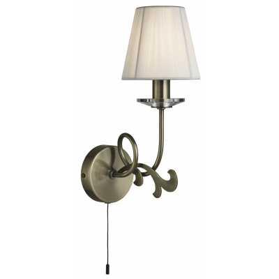 Бра Arte-Lamp LIZZY A9531AP-1AB