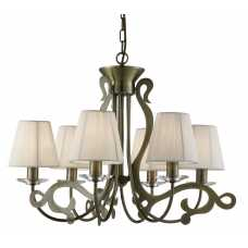 Люстра Подвесная Arte-Lamp LIZZY A9531LM-6AB