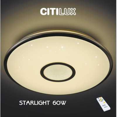 Светодиодный Настенно-Потолочный Светильник CITILUX Старлайт CL70360R