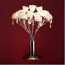 Настольная Лампа ELETTO Rosa Bianco EL325T04.1