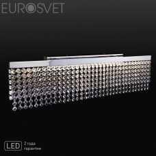 Светодиодное Бра EUROSVET Royal 90049/1 хром