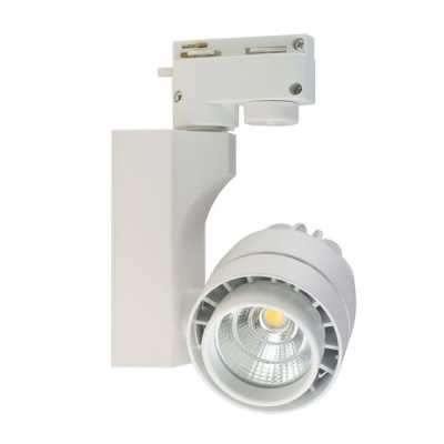 Светильник светодиодныйт рековый  DLP-16 WH 15W 4500K
