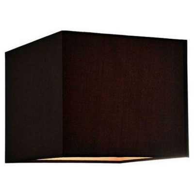 Плафон текстильный Newport 3200 Абажур к 3200 Черный гладкий