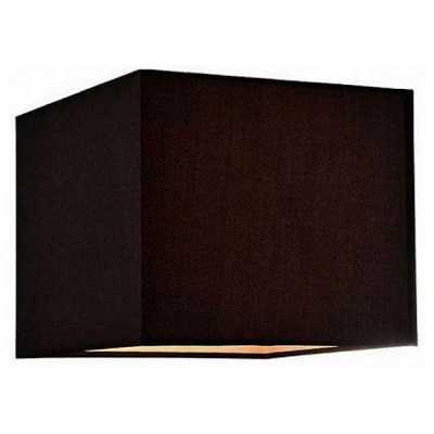Плафон текстильный Newport 3200 Абажур к 3201/A Черный гладкий