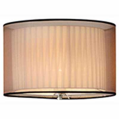Плафон текстильный Newport 1110 Абажур к 1111FL/1600 коричневый