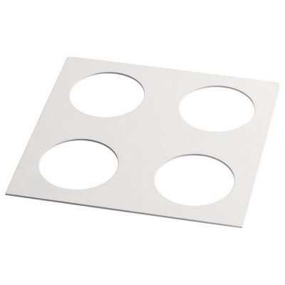 Рамка на 4 светильника Novotech Metis 357911